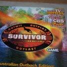 survivor autralian outback game nib 2000 mattel