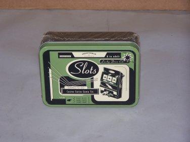 slots game tin complete front porch classics nib