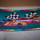 cambridge race car wallpaper border nib