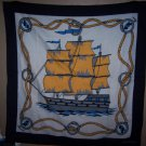 clipper ship wall hanging tapestry