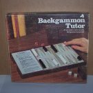 backgammon tutor lowe 1974 game