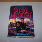 strike midnight d m matera 1994 hc book with jacket