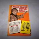 phyllis diller's marriage manual book 1969 crest book