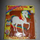 rainbow brite and horse 3d puzzle 1983 Hallmark cards inc.