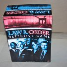 law and order detective game