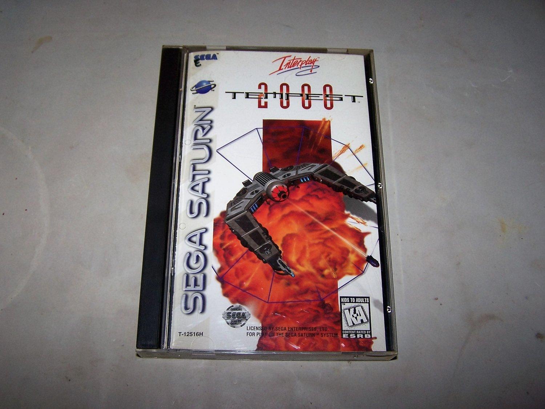 tempest 2000 sega saturn game 1996 atari