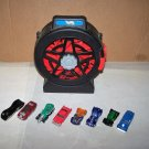 hot wheels carry case with cars 1998