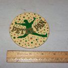 peter pan button to advertise the play vintage button