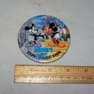 mickey's 60th birthday 1988 mickey mouse button