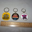 klos radio mark ans brian keychain 3 lot