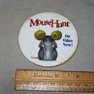 mouse hunt button 1998 movie promo button