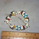 sailing bracelet sailboat seagul life preserver bracelet