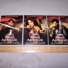 king arthur lobby post cards 3 lot