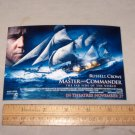 master and commander lobby post card