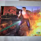 one asc poster 1995 video game poster