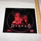 diablo 1998 playstation lid sticker electronic arts sticker