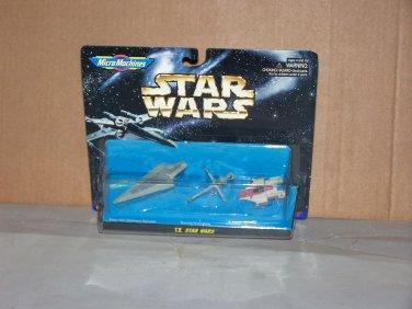 super star destroyer micro machines star wars 9 1997 nip