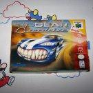 top gear overdrive nintendo 64 game complete 1998 kemco