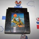 mig 29 soviet fighter nes game codemasters 1991 gold cart