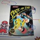 skate or die nes game 1988 ultra games