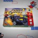 penny racers nintendo 64 n64 1998 thq inc.