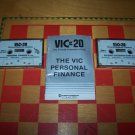 personal finance and expense calendar vic 20 commodore computers