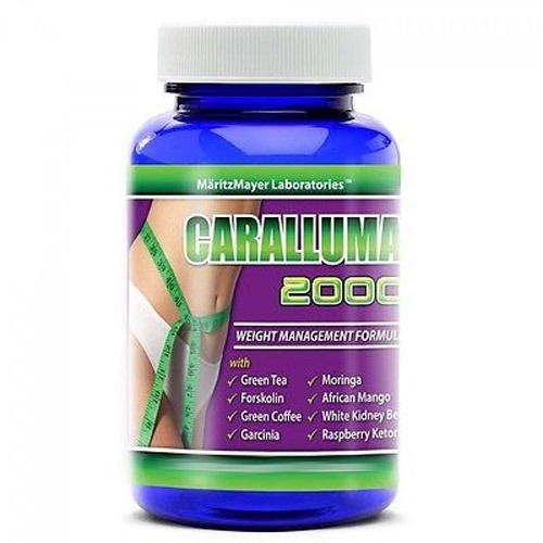 CARALLUMA 2000 FORMULA (10:1)RATIO Appetite Suppressant- Get MAXIMUM Weight Loss