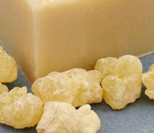 Fankincense & Myrrh- Handmade Natural Soap Bath Bar-New