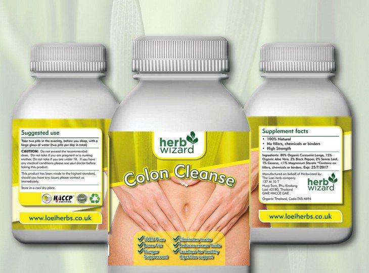 60 BEST DETOX COLON CLEANSER FAT BURNERS SLIM WEIGHT LOSS DIET SLIMMING PILLS          HH6