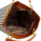 Lady Women Hobo Shoulder Bag Messenger Purse Satchel Tote Tassel Handbag HC