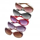 HOT Eyewear Retro Vintage Oversized Women Fashion Designer Sunglasses Glasses  H