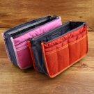 Women Insert Handbag Organiser Purse Large liner Organizer Bag Tidy Travel HC