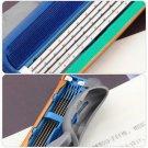 5-Blade System Sharpener Shaver Razor Blades for Men Portable New  HC