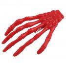 10 PCs Cute Creepy Plastic Skeleton Hand Hair Clip Hairpin for Women Girls HC