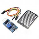 1PC Rain WeatherModule Raindrops Detection Sensor Moduel Humidity For Arduino HC
