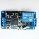 DC 12V LED Display Digital Delay Timer Control Switch Module PLC Automation HC
