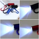 Flashlight Lamp Light Torch Keychain  Fashion and High Quality New HC