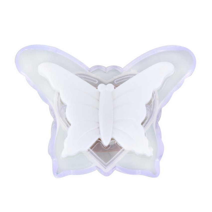 New Butterfly Night Light Lamp Lovely Home LED Bedside Night Light Lamp HC
