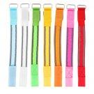 Flashing LED Safety Night Reflective Belt Strap Arm Band Armband For Running HC