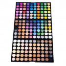 180 Color Mineral Color Eye Shadow Powder Makeup EyeShadow Palette Neutral HC