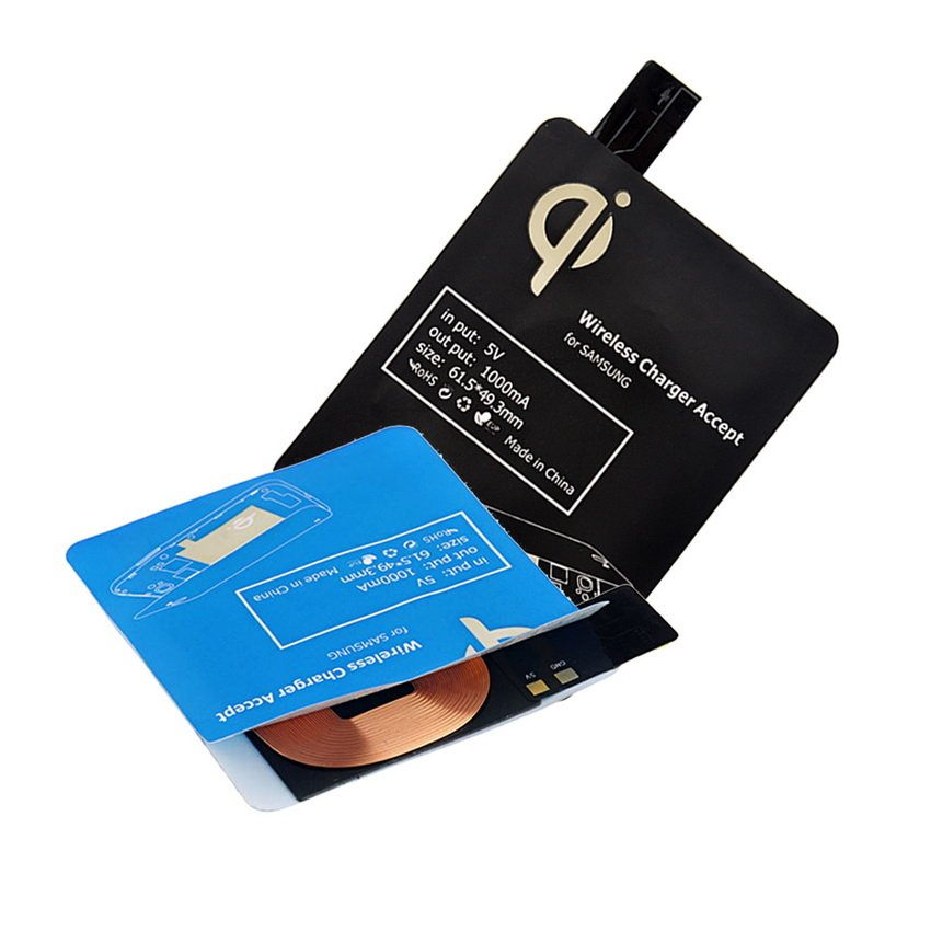 Wireless Charger Wireless Receiver for Samsung Galaxy  S4 Launcher HC