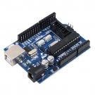 Version Board ATmega328P UNO R3 CH340T Instead 16U2 & USB Cable for Arduino HC