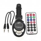 4in1 Car MP3 Player Wireless FM Transmitter Modulator USB SD CD MMC Remote HC