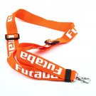 New RC TRANSMITTER Model Orange Neck STRAP Lanyard for FUTABA HC
