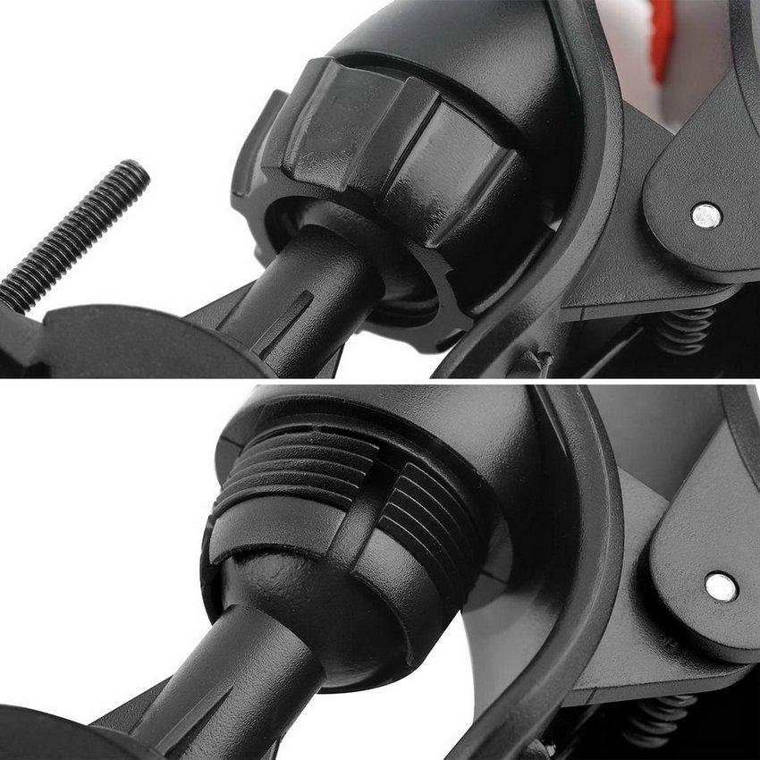 Motorcycle Bicycle MTB Bike Handlebar Mount Holder Universal For CellPhone GPS H