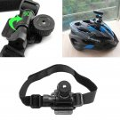Bike Helmet Mount Bicycle Holder for Mobius ActionCam Sports Camera Video DVR HC