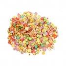1000Pcs DIY Fruit Fimo Polymer Clay Slices Nail Art Sticker Tip Decorations HC