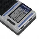 KK-222 AM FM 2 Band Portable Pocket Radio Analog & Speaker Mini Broadcasting HC