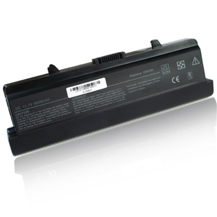 replacement laptop battery 9 CELL Battery for Dell Inspiron 1525 1526  Laptop HC