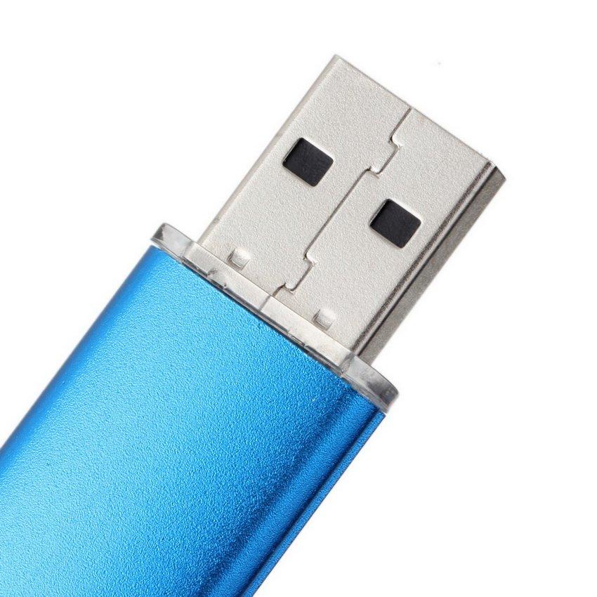 32 GB 32GB USB 2.0 Mini Thumb Memory Stick Pen Flash Drive Blue (HC)